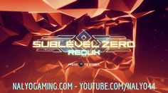 SUBLEVEL ZERO Redux, PS4 Gameplay (2nd Attempt to Clear Stage 1)