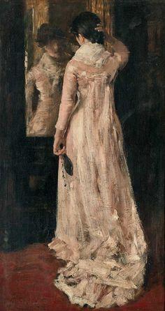 William Merritt Chase.