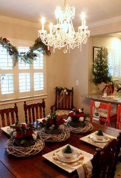 The Avondale Estates Christmas Tour of Homes » Talk of the House