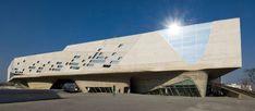 Phaeno Science Center (Wolfsburg, Germany)