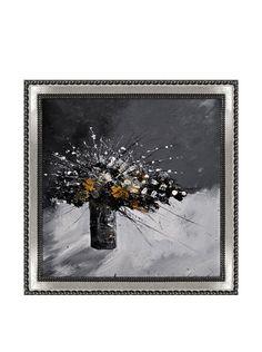 "Pol Ledent ""Still Life 44"" Framed Canvas Print at MYHABIT"