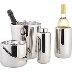 duke stainless steel cocktail collection
