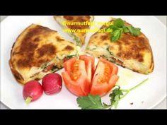 Lavas Böregi - en kolayindan lavastan Kolay Tava Böregi tarifi - Nurmutfagi NurGüL - YouTube Waffle, Baked Potato, Potatoes, Baking, Ethnic Recipes, Youtube, Food, Potato, Bakken