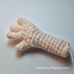 Kim Lapsley Crochets: Amigurumi Hands