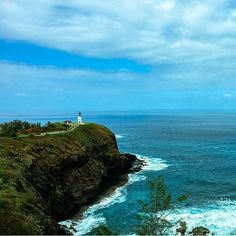 Kilauea #Lighthouse #Travel #Hawaii