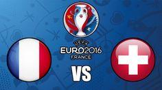 مشاهدة مباراة فرنسا وسويسرا بث مباشر بتاريخ 19-06-2016 بطولة أمم أوروبا
