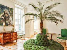 Ce superbe hôtel particulier au cœur du très chic Saint Germain des Près est un lieu incroyable, entièrement modulable !