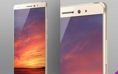 Huawei Mate S Vector Mockup
