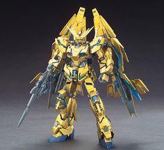 Gundam Front Tokyo Exclusive HGUC 1/144 RX-0 Unicorn Gundam Unit 03 Phoenix (Destroy Mode) Ver. GFT