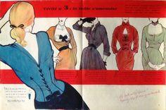 ELLE mag 1947-Gruau