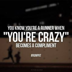 This is what some people said to me when I told them I was training for a marathon. Running Memes, Running Quotes, Sport Quotes, Running Motivation, Running Man, Running Workouts, Monday Motivation, Fitness Motivation, Jogging