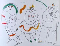 Lindsay Kemp, Disney Characters, Fictional Characters, Drawings, Art, Art Background, Kunst, Sketches, Performing Arts