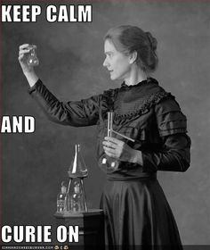 Marie Curie was a woman before her time. Born in in Poland, she was a genius in physics and in chemistry - Marie Curie zamanından… Marie Curie, Good Woman, Great Women, Amazing Women, Super Women, Tilda Swinton, Women In History, Famous People In History, Study History