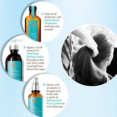 Tips From Moroccanoil
