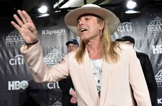 Robin Zander Photos: 31st Annual Rock and Roll Hall of Fame Induction Ceremony - Press Room
