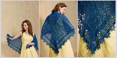 Crochet...Gotta Love It! Blog: Midsummer Night Crochet Shawl