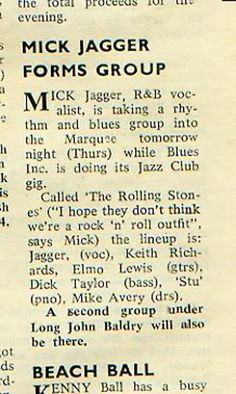 nevver:    50 years ago today  P.S. Who the fuck is Mick Jagger?