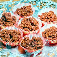Candy Recipes, Baking Recipes, Dog Food Recipes, Homemade Candies, Diy Food, Afternoon Tea, Christmas Cookies, Muffin, Sweets