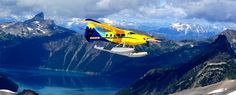 When it comes to getting to Whistler, there's really no better way than by Whistler air on a floatplane. Find out more about this amazing voyage. Whistler, Plane, Vancouver, Mount Everest, Pilot, Cow, Feather, Things To Come, Hands