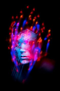 Light Painting by Patrick Rochon Light Painting Photography, Dreamy Photography, Photography Pics, Creative Photography, Distortion Photography, Neon Aesthetic, Cyberpunk Aesthetic, Light Trails, Experimental Photography