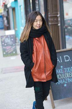 #hyesunmun #jacketarchives