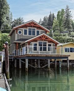 TS Williams Construction | House on a Dock