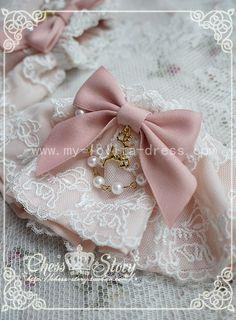 Use chiffon fabric underneath lace.