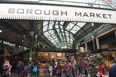 Borough Market London | The LDN Diaries