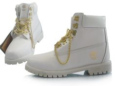 Men's Custom 6-Inch Premium Boot White Gold outlet in our official timberland boots store.