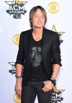 Keith Urban Photos: 50th Academy Of Country Music Awards - Arrivals