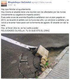 WEBSEGUR.com: REUNIÓN DEL ALCALDE CON LOS AFECTADOS POR LAS TORM...