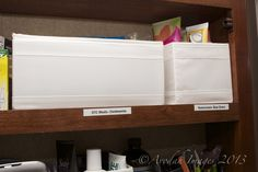 organizing tips for RV living (brings up some good points on things moving during the drive and offers some solutions.)