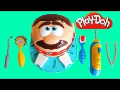 Play Doh Dr Drill n Fill Dentist Playset Unboxing - YouTube