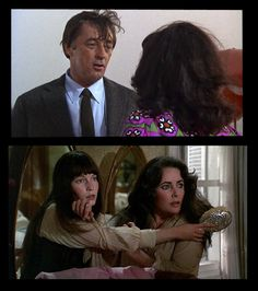 """""""Just after we shot Secret Ceremony (1968), lesbianism came in ... I'm no damned good as a lesbian."""" -- Robert Mitchum. (Bizarre Los Angeles)"""