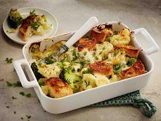 Finnish Recipes, Cauliflower Recipes, Tex Mex, Bon Appetit, Smoothie, Good Food, Baking, Vegetables, Kitchen
