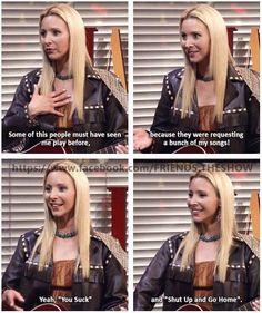 <3 Phoebe's songs!