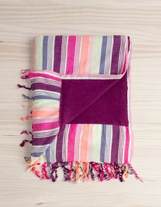 Neon towel-sarong - Beach towels and sarongs - Accessories - Russia