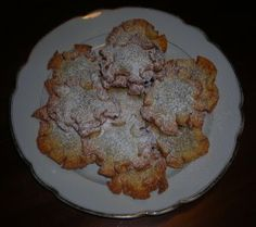 Christmas Biscuits | Italian Food Recipes