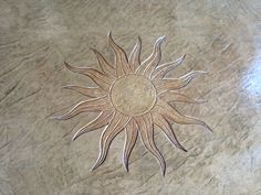 Stamped Concrete is the process of adding texture and color to concrete. This process makes ordinary concrete to resemble stone, brick, slate, cobblestone and much more. There are endless possibilities with Stamped Concrete! Stamped Concrete, Slate, Brick, Moose Art, Texture, Color, Design, Surface Finish, Chalkboard