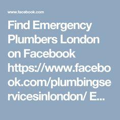 Find Emergency Plumbers London on Facebook https://www.facebook.com/plumbingservicesinlondon/ Emergency Plumbers London are highly recommended plumbers in London. 24 Hour Emergency Plumber. Fast. Reliable. Services include boiler repair, installation and replacement.  Emergency Plumbers London  Kemp House 152 City Road London EC1V 2NX 020 3514 3135  helpdesk@emergencyplumberslondon.org  http://emergencyplumberslondon.org
