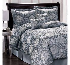 Pearl Street 7-pc. Floral Comforter Set