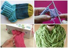 lezioni scuola di maglia gratis Knitting, Crochet, Video, Fashion, Feltro, Bebe, Moda, Tricot, Fashion Styles
