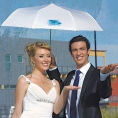 Just Married Wedding Ceremony Umbrella - Shop on WeddingWire!