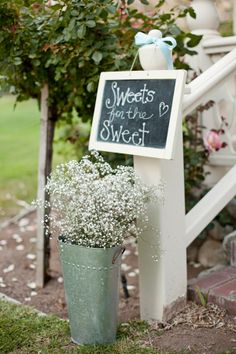 Wedding Country Chic Babies Breath 37 New Ideas Rustic Wedding Signs, Chic Wedding, Trendy Wedding, Our Wedding, Wedding Country, Wedding Stuff, Dream Wedding, Vintage Country, Country Chic