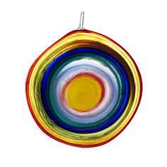 Look what I found at UncommonGoods: bullseye suncatcher... for $55 #uncommongoods