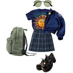 Untitled #76 by meh-okay on Polyvore featuring Parajumpers and Ray-Ban