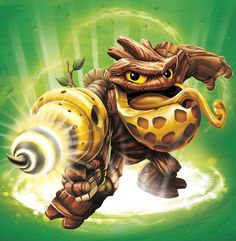 LightCore Bumble Blast - Visit us at SkylanderNutts.com for more information on Lightcore Bumble Blast, retailers, reviews, unboxing and gameplay videos and more. Skylanders Swap Force Characters, Concept Art Books, Spyro And Cynder, Skylanders Party, Indie, Game Character, Book Art, Video Game, Creatures