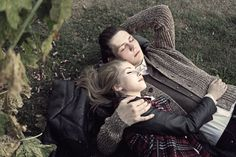 Autumn punk romance