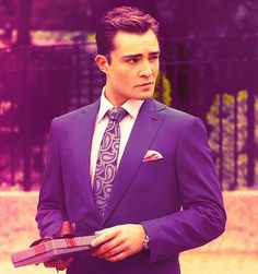 Chuck Bass...there are no words!! ❤