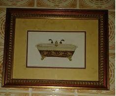 #cross-stitch #home #decore #design Pictures to decorate bathrooms